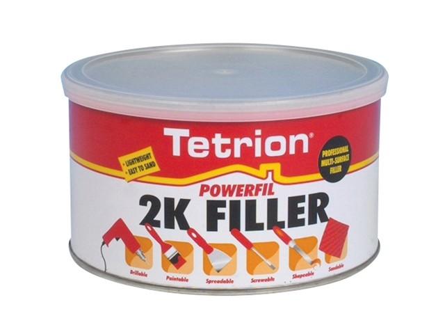 Powerfil 2K Two Part Filler 1 Litre