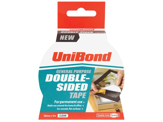 Double Sided Tape 38mm x 5m