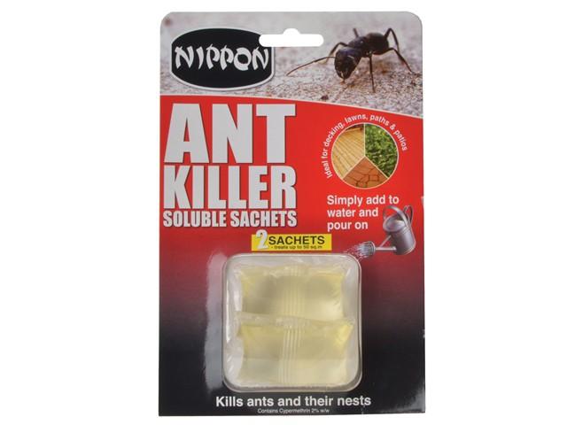 Nippon Ant Killer Soluble Sachet Blister Pack