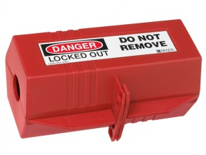 P550 Plug Lockout Device Large for High-Voltage Plugs