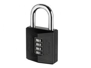 158/50 50mm Combination Padlock ( 4-Digit) Die Cast Body Carded