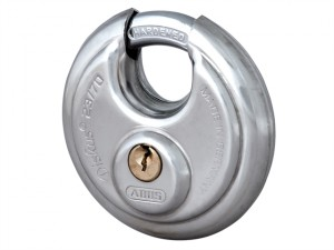 23/70 70mm Diskus Padlock Carded 44757