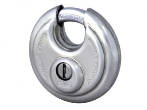 26/70 70mm Diskus Padlock Keyed RR00600