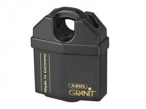 37/60mm Granit Plus Close Shackle Padlock Keyed KA00016