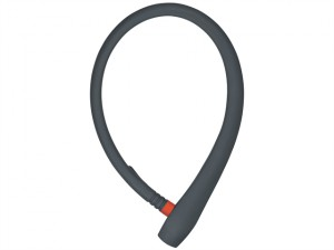 560/65 uGrip Soft Grip Cable Lock Black 65cm x 8mm