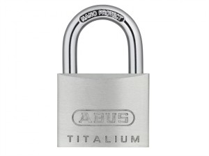 64TI/40mm TITALIUM™ Padlock Keyed Alike KA6412