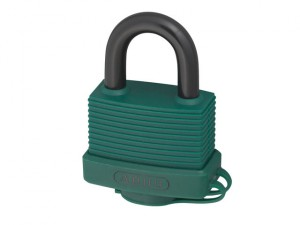 70AL/45 45mm Aluminium Padlock Green 50257
