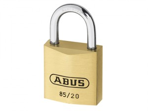 85/20mm Brass Padlock