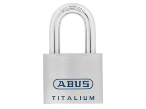 96TI/60 Titalium Open Shackle Padlock 60mm KA7566