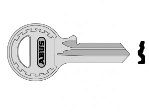 65/30 30mm New Profile Key Blank