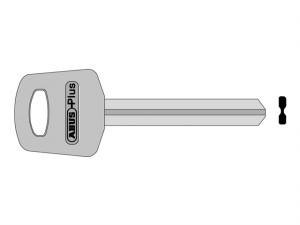 X Plus Key Blank 23211