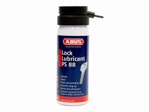 PS88 Lock Lubricating Spray 50ml Carded