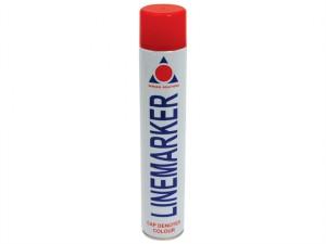 0902 Line Marking Spray Paint Red 750ml