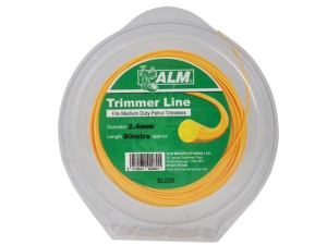 SL008 Medium-Duty Petrol Trimmer Line 2.4mm x 90m
