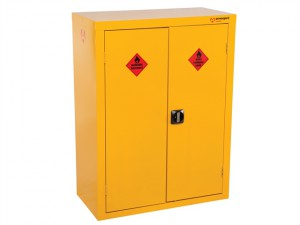 SafeStor™ Hazardous Floor Cupboard 900 x 460 x 1200mm