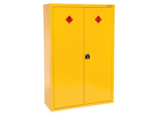 SafeStor™ Hazardous Floor Cupboard 1200 x 460 x 1800mm