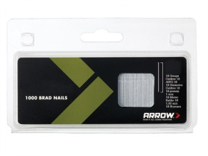 BN1824 Brad Nails 38mm 18g Pack 1000