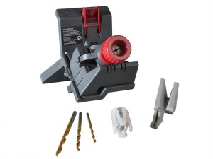 Multi-Sharp® Dual Purpose Drill Bit & Tool Sharpener + Free Drills