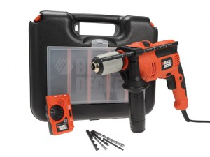 CD714EDSK Impact Hammer Drill 710 Watt 240 Volt With Free Detector