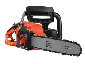 CS2245 Corded Chainsaw 45cm Bar 2200 Watt 240 Volt