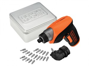 CS3652L CAT Screwdriver With Tin 3.6 Volt Li-Ion