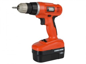 EPC18CAK Cordless Drill Driver 18 Volt 1 x 1.0Ah NiCD