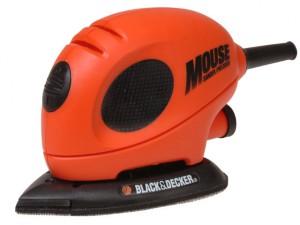 KA161BC Mouse Detail Sander & Sanding Sheets 55 Watt 240 Volt