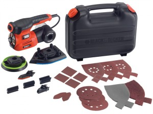KA280K 4-in-1 Multi Sander 220 Watt 240 Volt