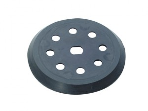 X32312 Medium Hard Rubber Backing Pad 125mm