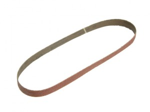 Aluminium Oxide Sanding Belts 451mm x 13mm 60g (Pack of 3)