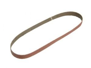 Aluminium Oxide Sanding Belts 451mm x 13mm 120g (Pack of 3)