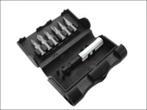 X60480 Screwdriver Bit Set 7 Piece