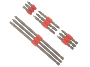 Power Bit Set Std / Long 12 Piece