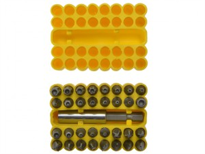 Security Bit Set 33 Piece
