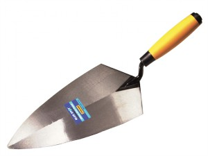Philadelphia Pattern Brick Trowel Soft Grip Handle 280mm (11in)