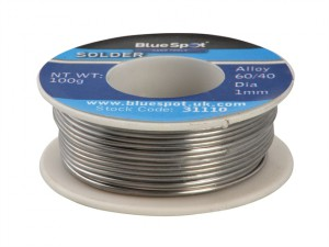 Flux Covered Solder 100g 60/40