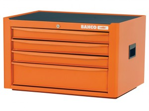 1480K4 Top Chest 4 Drawer Orange