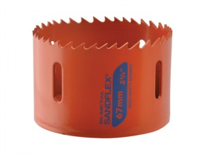 3830-67-C Bi-Metal Variable Pitch Holesaw 67mm
