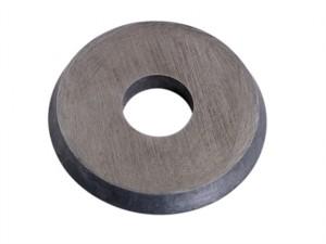 625-ROUND Carbide Edged Scraper Blade