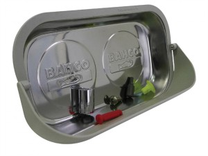 BMR240 Rectangular Magnetic Parts Tray