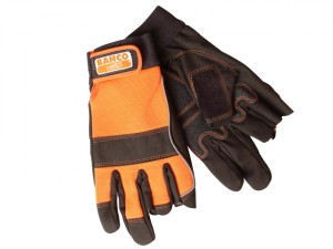 Carpenters' Fingerless Glove Medium (Size 8)