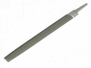 Half-Round Second Cut File 1-210-04-2-0 100mm (4in)