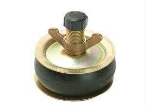 1960 Drain Test Plug 4in - Plastic Cap