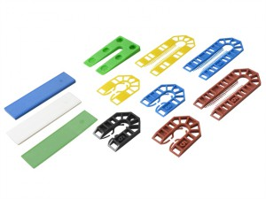 Assorted Leveling Shims Bag 160