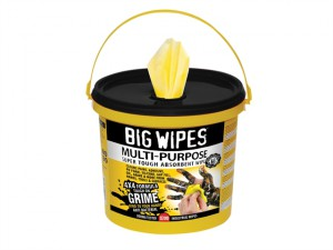 4x4 Multi-Purpose Cleaning Wipes Bucket of 300
