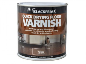 Duratough Floor Varnish Satin 1 Litre