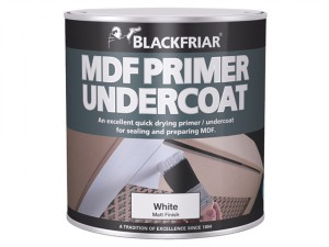 Quick Drying MDF Acrylic Primer Undercoat 500ml
