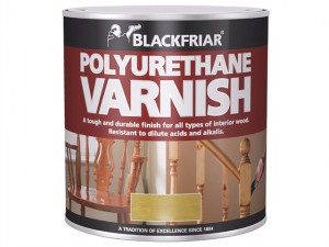 Polyurethane Varnish P100 Clear Satin 1 Litre