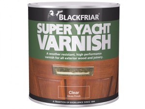 Super Yacht Varnish 250ml