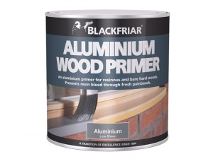 Aluminium Wood Primer 250ml
